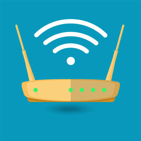 wireless: wireless router web icon