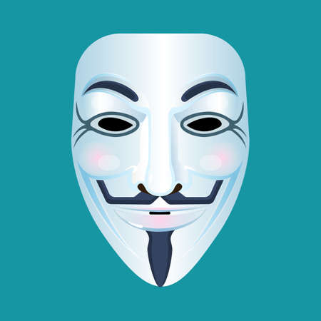 fawkes: Guy Fawkes mask is a stylised depiction of Guy Fawkes, the best-known member of Gunpowder Plot.