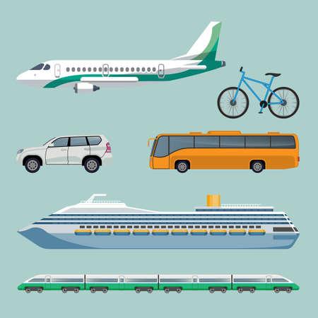 Schneller Transport mittels moderner Transportkörper gesetzt.