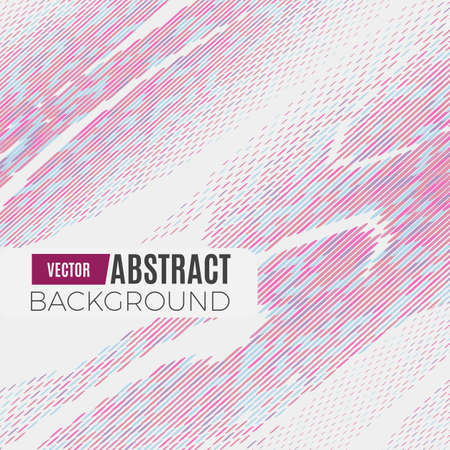 absract: Absract halftone geometric background. Vector illustration