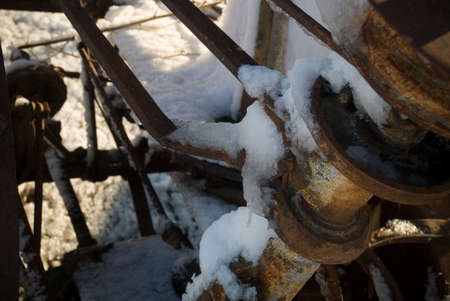icey: Ice covered Machinery
