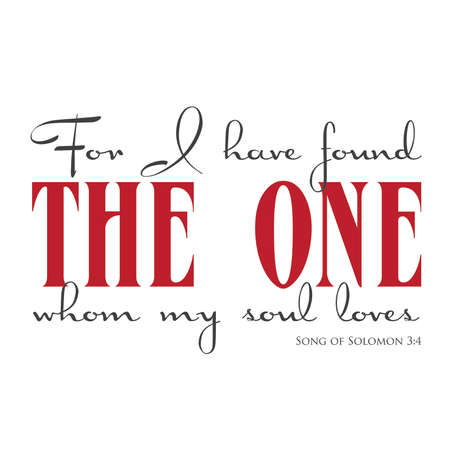 34: Song of Solomon 3:4 Illustration