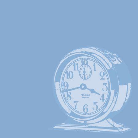 antique clock: Antique Clock Background
