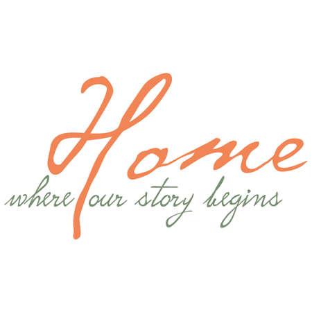 convivencia familiar: Inicio Tipografía