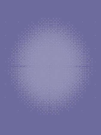 patterned: Blue Violet Halftone Patterned Texture