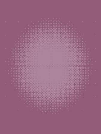 patterned: Light Rose Halftone Patterned Texture