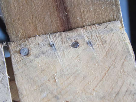 wood boards joined together