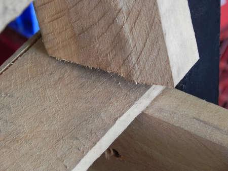 wood boards together