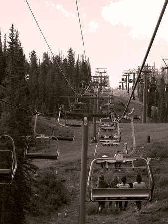 keystone: Keystone Colorado, Ski Lift