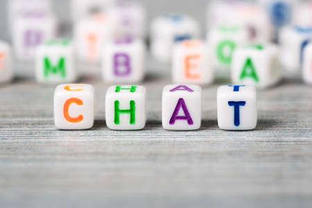 Chat word macro