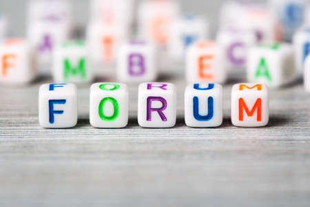 Forum word macro