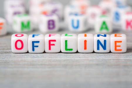 Offline word macro