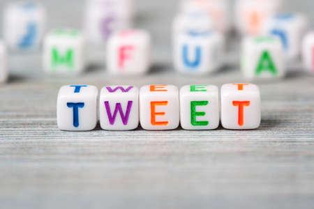 tweet: Tweet word macro
