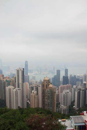 city scape: Hongkong city scape