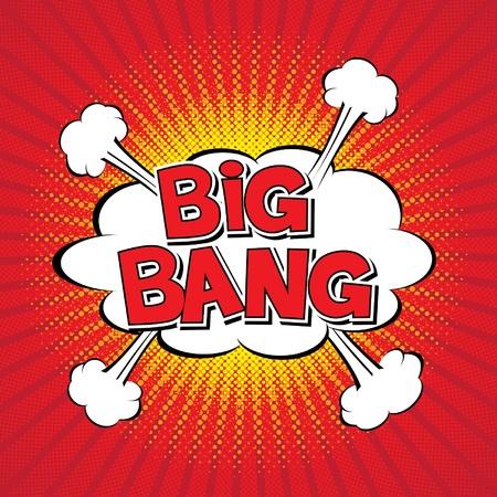 the big bang: BIG BANG