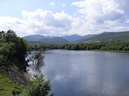 Avacha river Фото со стока