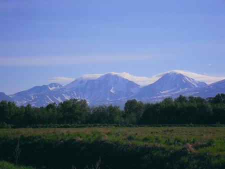 kamchatka: Mountains of Kamchatka