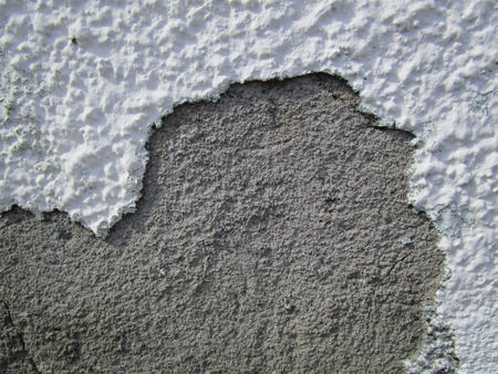 Wall. Plaster  The finishing layer is formed by the solidified building mixture, as well as the