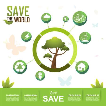 reins: Save the World Concept Start Saving