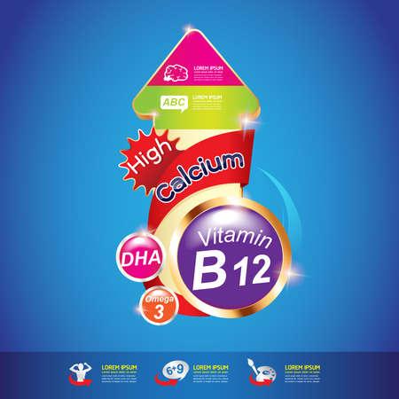omega: Kids Omega Calcium and Vitamin