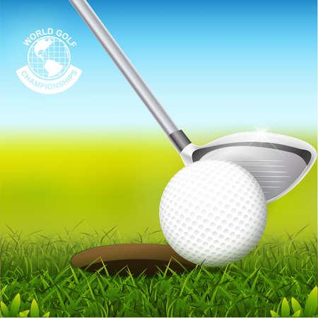 tournament: Golf Tournament World