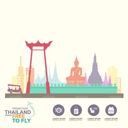 travel destination: Travel Destination Concept Travel Around the World
