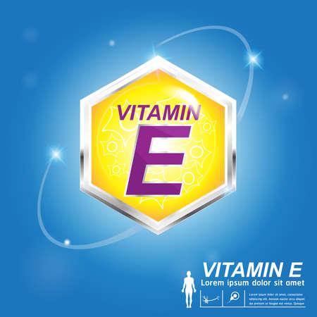 Étiquetage nutritionnel vectorielle Concept Vecteurs