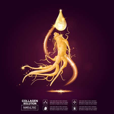 skin disease: Collagen Serum Concept Skin Care