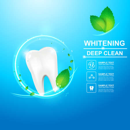 grinding teeth: Dental care Tooth Icon vector Concept.