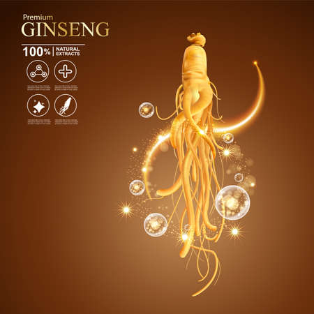 Concept Ginseng Skin Care Cosmetic