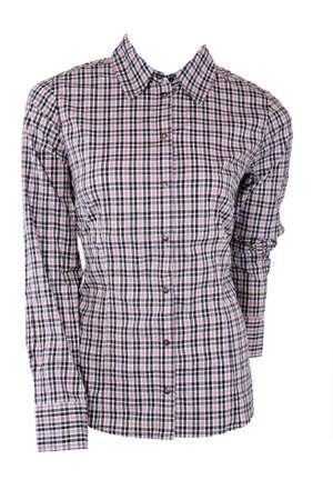Male shirt isolated on white Stock Photo - 8439531