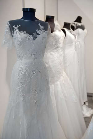 Wedding dress shop photo