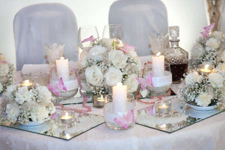 wedding chairs: Elegant wedding dinner