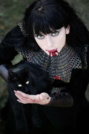beautiful vampire: Vampire princess