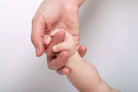 babys: Mommy holding baby