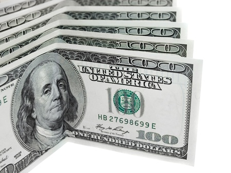 A money background close up Stock Photo - 13204889