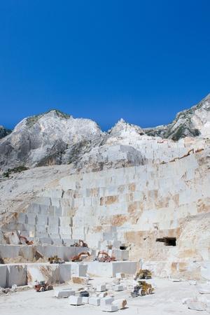 marble quarry photo