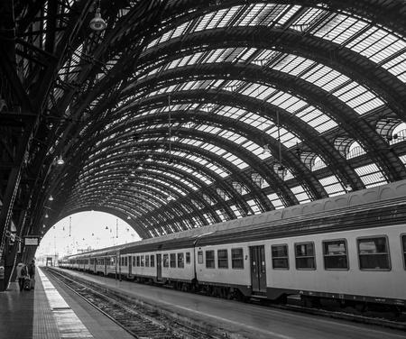 station of milan