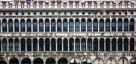 prospectus of the Piazza San Marco in Venice Stock Photo - 17878113