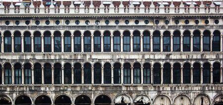 prospectus of the Piazza San Marco in Venice Stock Photo - 17878113