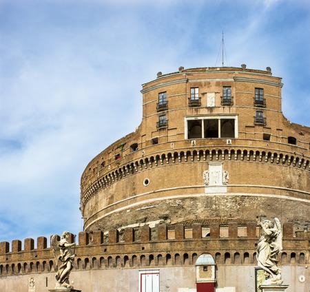 oma: Rome, Castel Sant Angello