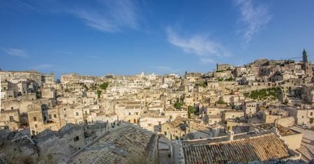 matera: The Sassi of Matera are the historic city of Matera