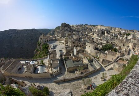 sassi: The Sassi of Matera are the historic city of Matera
