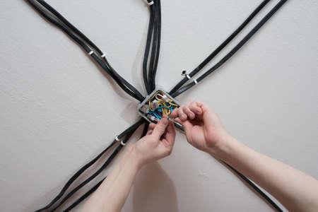 Gemütlich Was Ist Ladungsdraht In Der Elektrischen Verdrahtung ...