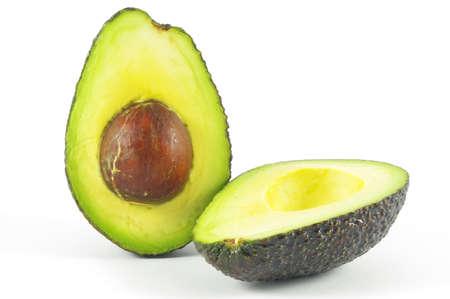 Closeup frische Avocado