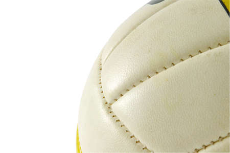 closeup of the ball texture Stock Photo - 9729928