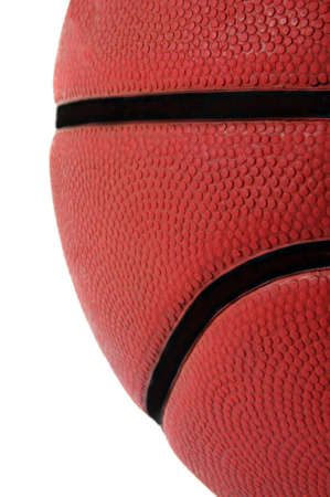 basketball  closeup texture.shallow DOF Stock Photo - 14846647
