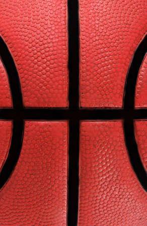 basketball  closeup texture Stock Photo - 14846646