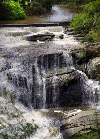 waterfalls in Victoria.Australia photo