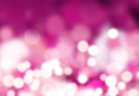 abstract blur colorful bokeh background Stock Photo